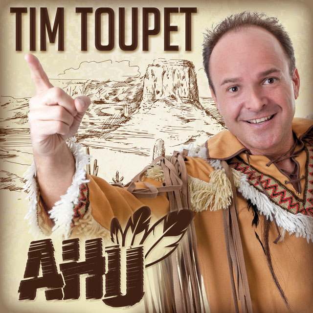Tim Toupet AHU Cover